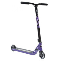 DOMINATOR SNIPER COMPLETE SCOOTER - PURPLE BLACK
