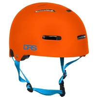 Drs Skate Scooter Bmx Helmet Orange Small to Medium Approved Adjustable