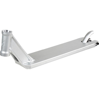 DISTRICT HT SERIES SCOOTER DECK - 530 POLAR SILVER