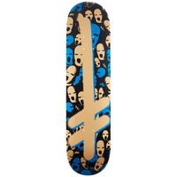 Deathwish Skateboard Deck 7.75 Gang Logo Criminals