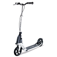 Globber K Active Adult Scooter White With Hand Brake