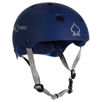 Protec Classic Skate Helmet - Matte Blue - Size Extra Large - Skate Scooter