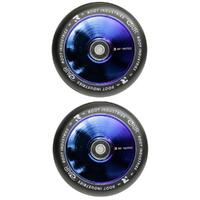 Root Industries Air 110mm Wheel Set Black Pu Blu Ray Core