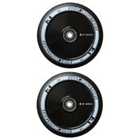 Root Industries Air 120mm Wheel Set Black Pu Black Core