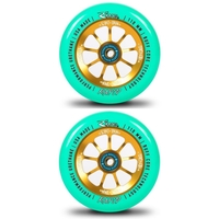 River 110mm Scooter Wheels Set Of 2 - Rapids Greg Cohen Nine Lives Signature
