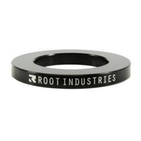 Root Industries Scooter Bar Riser Spacer Black 5mm