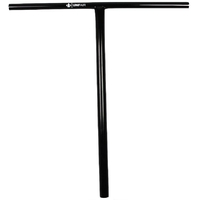 Unfair Scooter Bars - Extra Large T Bar 660mm High - Gloss Black