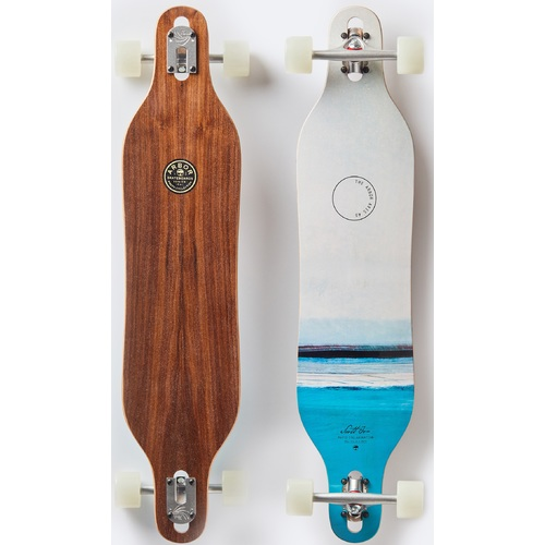 Arbor Complete Longboard Skateboard Axis Photo 2018 40""